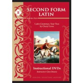Second Form Latin Instructional DVDs Memoria Press