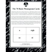 The 70 Basic Phonogram Cards