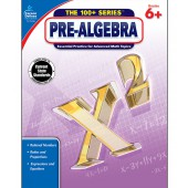Pre-Algebra Common Core ED. 6+