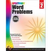 Spectrum Word Problems Grade 2
