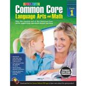 Spectrum Common Core Language Arts and Math Resource Book Grade 1