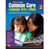 Spectrum Common Core Language Arts and Math Resource Book Grade 2