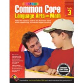 Spectrum Common Core Language Arts and Math Resource Book Grade 3