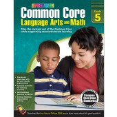 Spectrum Common Core Language Arts and Math Resource Book Grade 5