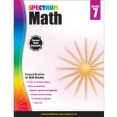 Spectrum Math Grade 7