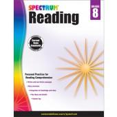 Spectrum Reading Grade 8