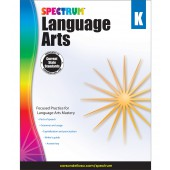 Spectrum Language Arts Grade K