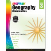 Spectrum Geography Grade 3
