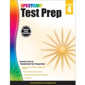 Spectrum Test Prep Grade 4