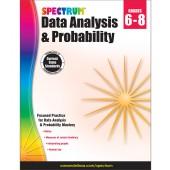 Spectrum Data Analysis & Probability Grades 6-8