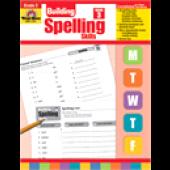 Building Spelling Skills Daily Practice, Grade 3