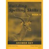 Building Spelling Skills 6 Key, Second Edition
