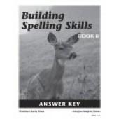 Building Spelling Skills 8 Key, Second Edition