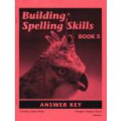 Building Spelling Skills 5 Key, Second Edition