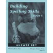 Building Spelling Skills 4 Key, Second Edition