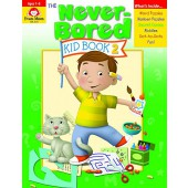 Never-Bored Kid Book 2, Ages 7-8  Evan-moor