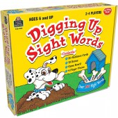 Digging Up Sight Words Game - Teacher Created Resources