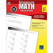 Singapore Math Challenge 2+