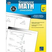 Singapore Math Challenge 4+