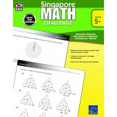 Singapore Math Challenge 5+