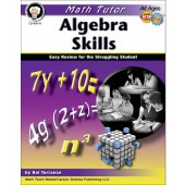 Math Tutor: Algebra Resource Book