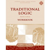 Traditional Logic II Student Workbook, Second Edition-Charter/Public Edition
