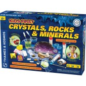 Kids First Crystals, Rocks & Minerals Science Experiment Kit - Thames & Kosmos