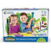 Five Sense Activity Set - Learning Resources