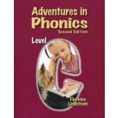 Adventures in Phonics Level C (Second Edition)