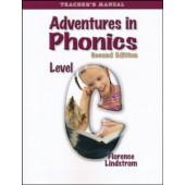 Adventures in Phonics Level C Teacher Manual (Second Edition)