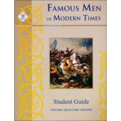 Famous Men of Modern Times Student Guide