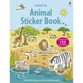 Usborne Activity: Animal Sticker Book