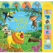 Usborne Busy Sounds Board Books: Noisy Zoo Book