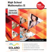Common Core High School Mathematics II (Solaro Study Guide)