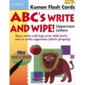 Kumon ABC Uppercase Flash Cards