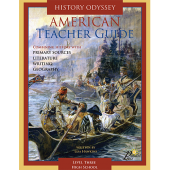 Teacher Guide for American History Odyssey Level Three