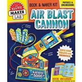 Air Blast Cannon Kit - Klutz