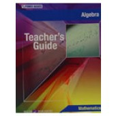 Power Basics: Algebra,Teacher's Guide