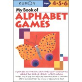 Kumon Book of Alphabet Games