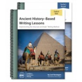 IEW Ancient History-Based Writing Lessons Teacher/Student Combo