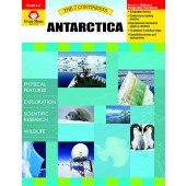 Antarctica (The Seven Continents)  Evan-Moor