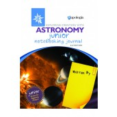 Exploring Creation With Astronomy Junior Notebooking Journal (Apologia)