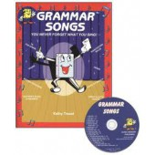 Audio Memory Grammar Songs CD Kit