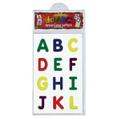 Magnetic KidABC's™ Uppercase Letters (with extras) Magnets