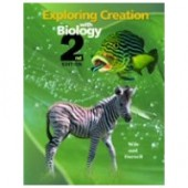 Exploring Creation With Biology Student Text, 2nd Edition, (Apologia)