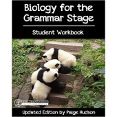 Biology for the Grammar Stage Student Workbook - Elemental Science