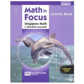 Math in Focus: The Singapore Approach Grade 8 (Course 3) Blackline Activities Book