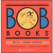 Bob Books Set 5 Long Vowels