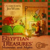 Egyptian Treasures Audio CD