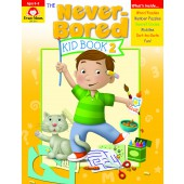 Never-Bored Kid Book 2, Ages 8-9  Evan-Moor